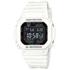 CASIO G-SHOCK WHITE X BLACK SERIES GW-M5610MD-7JF 6 MULTIBANDS SOLAR POWERED