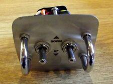 Electric window switch, Mazda MX-5 mk2.5 2001-05, JASS vintage s/s switches, MX5