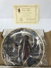 Duncan Royale Victorian Santa Portraits Full Size Plate New in Box