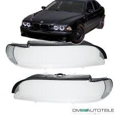 BMW E39 FACELIFT Scheinwerferglas Scheinwerfer Gehäuse Streuscheibe Weiß 00-03