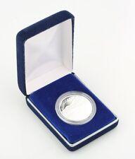 2003 Solomon Islands Coin $25 Concorde 1 oz .999 Proof Silver w/ Box