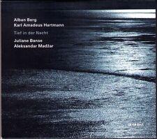Juliane BANSE: TIEF IN DER NACHT Alban BERG Karl Amadeus HARTMANN Lamento ECM CD
