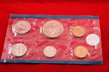 1972 Sealed US Mint Coin Set w/ S Mint Lincoln Cent