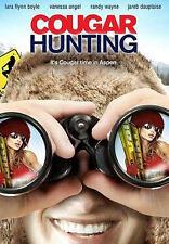 Cougar Hunting (DVD) Lara Flynn Boyle, Vanessa Angel, Randy Wayne NEW sealed