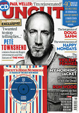 UNCUT MAGAZINE + CD JUNE 2015 (PETE TOWNSHEND, HAPPY MONDAYS, PAUL WELLER) NEW