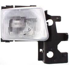 For B1500 95-97, Passenger Side Headlight, Clear Lens