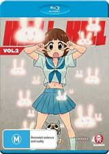 Kill La Kill : Vol 2 : Eps 5-9 (Blu-ray, 2014) NEW & SEALED