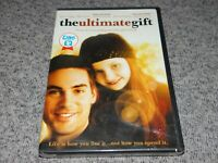 THE ULTIMATE GIFT Rare OOP DVD Abigail Breslin/James Garner/Brian Dennehy SEALED