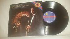 WYNTON MARSALIS  BAROQUE MUSIC FOR TRUMPETS  1988 CBS RECORDS MASTERWORKS LP