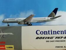 Starjets 1:500 Starjets Continental B757-200 N13110 Herpa Wings Katalog