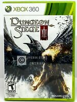 Dungeon Siege III - Xbox 360 - Brand New | Factory Sealed