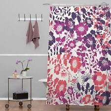 Khristian A Howell Provencal Lavender 2 Shower Curtain, 69 x 72