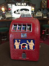 "1936 Garden City Co. Turf Trade Stimulator Converted To Bar Boy "" Watch Video"