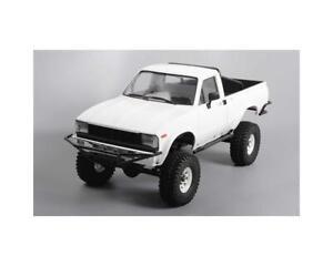 RC4WD Trail Finder 2 ARTR 1/10 Scale Trail Truck w/Mojave II Body Set (White)