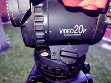 Sachtler Miller Video 20P Tripod carbon fiber