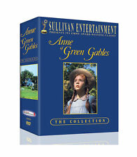 Anne of Green Gables Trilogy Box Set (DVD) The Collection