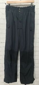 Vintage 90's The North Face Ultrex Bib Overall Pants Size Medium Black,      A78