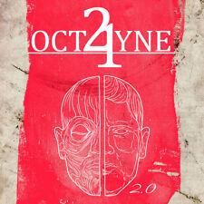 """21Octayne - """"2.0"""" Deluxe Digipak Bonus Tracks New + Sealed CD 21 Octayne """" 2.0 """""""