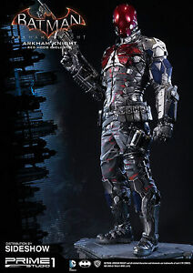 SIDESHOW Prime 1 STUDIO 1:3 BATMAN: Arkham Knight EXCLUSIVE STATUE Dark Figure