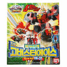 Power Ranger Gobusters Mission Coalescence DX GobsterACE Buster Machine CB-01 /
