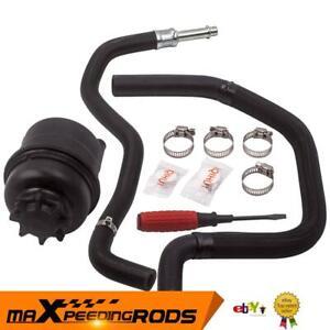 Power Steering Reservoir & Hose Kit For BMW 5 7 BMW E38 E39 M52 M54 32416851217