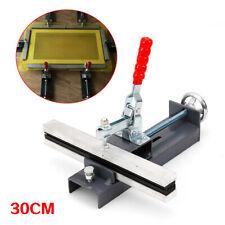 Fabric Stretching Machine Manual Mesh Screen Stretcher Silk Screen Printing Tool