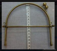 Boquilla para bolso/monedero, forma curva, 15 cm (ubicada en cajón número 39)