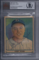 Kirby Higbe Signed 1941 Play Ball - Beckett BAS