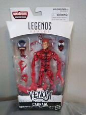 """Marvel Legends BAF 6""""~~~Spider-Man Venom Carnage Action Figure~~~NIB"""