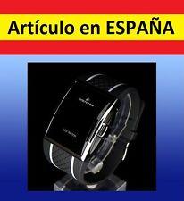 Reloj ADULTO pulsera original digital muñeca LCD watch silicona LED men's diseño