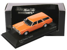 1:43 Minichamps - Ford Taunus Turnier 1973 - orange