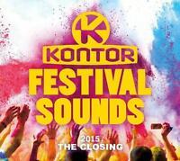 Various - Kontor Festival Sounds 2015 - The Closing - CD