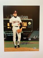 Charlie Sheen autographed 11x14 photo Wild Thing Major League Beckett Authentic