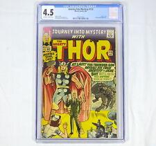 Marvel Comics Journey Into Mystery #113 CGC 4.5 Thor Stan Lee Jack Kirby Stone