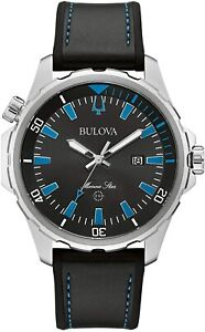 BULOVA Marine Star Silicone Wrist Band was $425 our price $245 you save $180 WOW