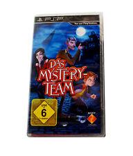 Playstation Portable - PSP Spiel Das Mystery Team und OVP