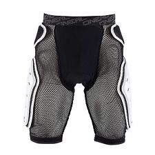 O'Neal Coolmax® Kamikaze Comfort Men's Cycling Short White Black Size L