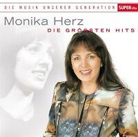 MONIKA HERZ - MUSIK UNSERER GENERATION (DIE GRÖSSTEN HITS)  CD NEU