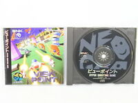 VIEW POINT NEO GEO CD Neogeo SNK Japan Game nc