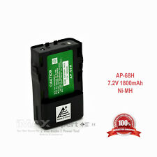 NEW PMNN4000 Long 1.8AH Battery for MOTOROLA GP-68 GP68
