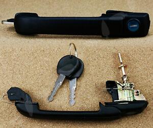 Door Handle Set FRONT LEFT/ RIGHT For VW Golf MK3 1991-2002 1H0837207D