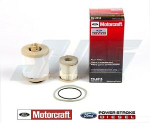 Motorcraft Fuel Filters For Ford Excursion For Sale Ebay