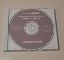 Werkstatthandbuch auf CD Subaru B9 Tribeca - Modelljahre 2007!