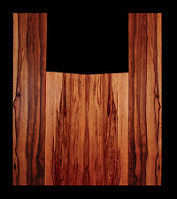 Black Limba Dreadnaught Size Acoustic Guitar Tonewood Back and Sides Set -BL020