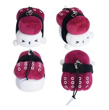 Cute Cell Phone Dust Plug Charms Plush Keychain Kawaii Tako Octopus Sushi 2.5""
