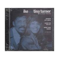 Ike And Tina Turner CD 18 Classic Tracks / EMI Gold Sigillato 0724385296628