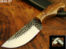 SUPERB FARRIER'S RASP FILE CARBON STEEL OUTDOOR, CAMPING HUNTING KNIFE (2848-7