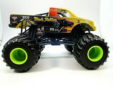 Hot Wheels Monster Jam BLACK STALLION Diecast Truck 1:24