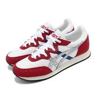 Asics Tarther OG White Classic Red Men Casual Sportstyle Shoes 1191A211-100