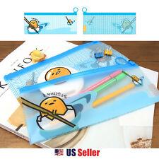 Sanrio Gudetama Lazy Egg Multi Purpose Pouch Slim Pencil Case : Swimming